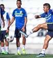 Em Assunção, Grêmio encerra preparação para enfrentar o Independiente del Valle