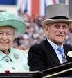 """Elizabeth II sente """"grande vazio"""" após morte de Philip"""