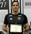 Botafogo negocia renovação de contrato com Gatito Fernández