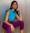 Isabella Fiorentino ensina 2 looks com color blocking