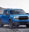 Picape Ford Maverick pode ter versão Raptor; veja projeção