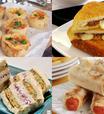 Prepare refeições práticas e saborosas usando pão de forma