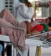 Índia registra novo recorde de novos casos de covid-19
