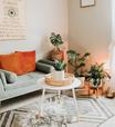 Feng Shui na sala: espelho, plantas e decoração com boas energias