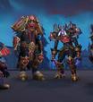Como um jogador criou várias armaduras em World of Warcraft