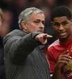 """Rashford diz que era difícil """"jogar o melhor"""" com Mourinho no Man United"""