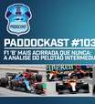 F1 'B' mais acirrada que nunca: a análise do pelotão intermediário   Paddockast #103
