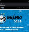 Grêmio segue outros times de futebol e lança operadora virtual