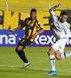 Santos perde na altitude e se complica na Libertadores