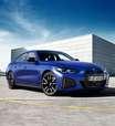 BMW revela i4 M50, esportivo elétrico que virá ao Brasil
