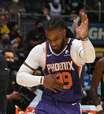 Crowder é expulso por dançar em eliminação do Lakers