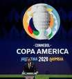 Copa América: 4 jogos, 10 gols, 52 casos de covid-19