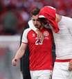 Após susto com Eriksen, Finlândia vence Dinamarca