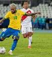 Seleção Brasileira goleia o Peru por 4 a 0 pela Copa América