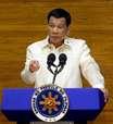 Presidente das Filipinas ameaça prender quem recusar vacina