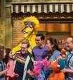 Vila Sésamo faz história ao trazer dois pais gays em novo episódio