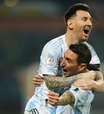 Messi brilha, Argentina faz 3 a 0 no Equador e avança à semi