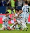 Argentina bate o Brasil no Maracanã e vence a Copa América