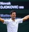 Djokovic supera decepção de não ter torcida por ouro inédito