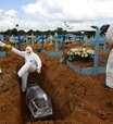 Covid: Brasil registra 476 mortes e se aproxima de 550 mil