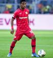 """""""Competitividade vem dos games"""", diz lateral do Leverkusen"""