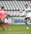 Coritiba e CRB empatam em jogo pela 13ª rodada da Série B
