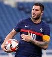 Gignac faz 3 e França bate África do Sul em jogo emocionante