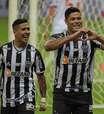Com gol de Hulk, Atlético-MG bate o Bahia na Copa do Brasil