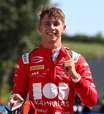Leclerc supera Hauger e conquista pole da F3 na Hungria. Fittipaldi é 17º
