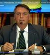 Live impulsionou Bolsonaro nas redes, mas críticas superaram apoio