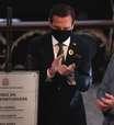 Doria critica negacionismo durante reinauguração em SP
