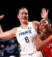 EUA superam a França e mantêm os 100% no basquete feminino