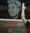 Zico marca 335° gol no Maracanã e realiza desejo do pai