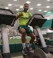 Jorge é regularizado na CBF e já pode estrear no Palmeiras