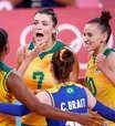 """""""Meu 'feeling' diz que seremos campeãs olímpicas"""", diz Virna"""