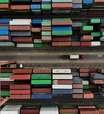 Taxa de transporte de contêineres China-EUA ultrapassa US$20 mil e tem recorde