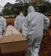 Brasil registra 667 mortes de covid nas últimas 24 horas