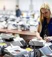 TRE mostra segurança da urna em eleição fora de época no Rio