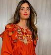 Isabella Fiorentino veste bata de R$ 398: 'hippie chic'