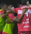 Em Aracaju, CRB vence o Confiança e assume liderança da Série B
