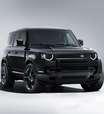Land Rover Defender ganha edição especial a la James Bond