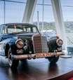 Conheça a história do Mercedes-Benz 300 Adenauer