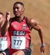 Brasileiro corre 100m rasos com segundo melhor tempo da história do continente