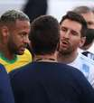 CBF envia à Fifa defesa sobre caso Brasil x Argentina