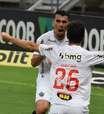 Atlético-MG vence Fortaleza por 2 a 0 e dispara na liderança