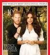 Harry e Meghan entram em lista dos 100 influenciadores