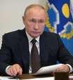 """Putin diz que se manterá em isolamento pela Covid por """"alguns dias"""""""