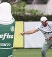Danilo segue sem treinar com bola e pode desfalcar Palmeiras