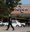 Atirador mata uma pessoa e fere 12 em supermercado nos EUA