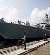 China critica Reino Unido por presença de navio de guerra no Estreito de Taiwan